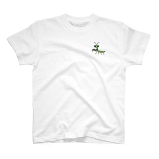 カマキリmini T-shirts