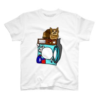 チョコちゃんTシャツ T-shirts