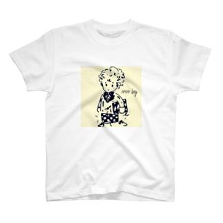 retro boy T-shirts