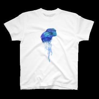 tokoのカツオノエボシ T-shirts