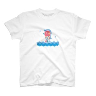 イマサラアマビエ T-shirts