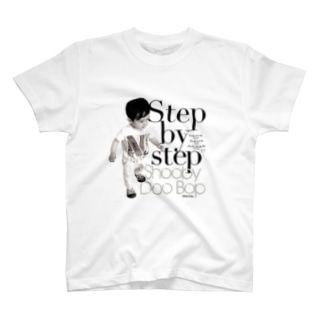 Step by step T-shirts