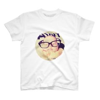 eseeのハッパフミフミ T-shirts