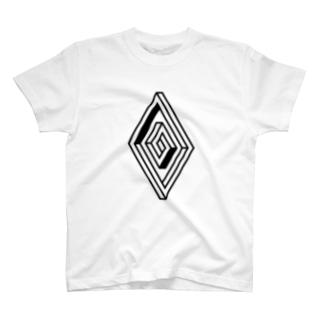 rhombus T-shirts