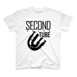 SECOND -VALVE TUBE- T-shirts