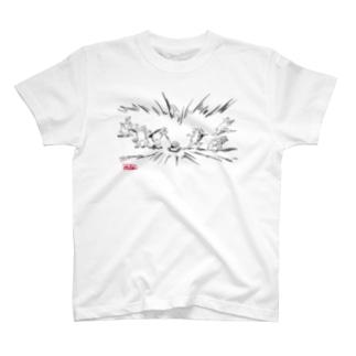 医療獣戯画10 T-shirts