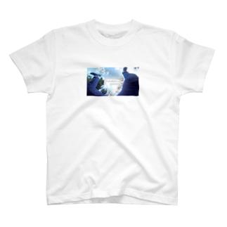 立ちゴケ王袋小路シリーズ T-shirts