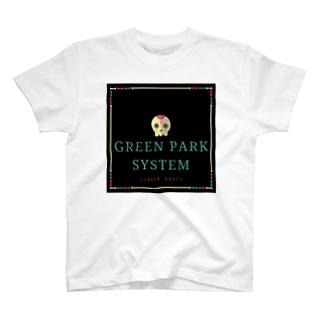 Green Park Systems オリジナルデザインTシャツ T-shirts