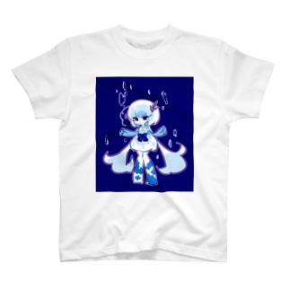 くらげ娘の帝姫ちゃん2 T-shirts