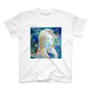 guru.glicoのgirl T-Shirt