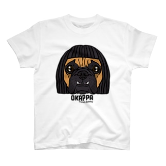 岡っぱどーんタイプ T-shirts
