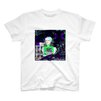 嫌悪感ってかっこいい T-shirts