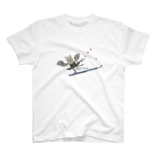 黒鳥ニャンコ T-shirts
