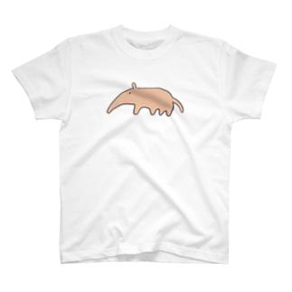 アリクイくん T-shirts