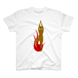 ヨガ T-shirts