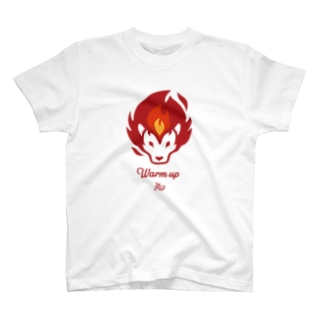 ウォームアップ ライオン T-shirts