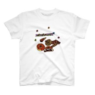 パンパパーン T-shirts