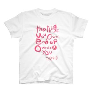 ファイト クラブ T-shirts