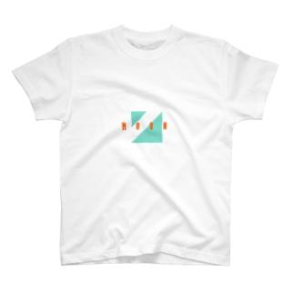 moon2 T-shirts