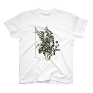 innocence pierrot - イノセンス ピエロ T-shirts