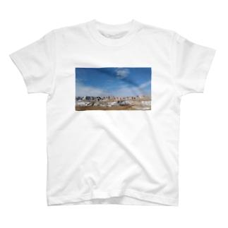 アメリカの景色 T-shirts