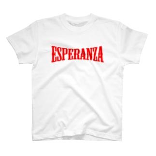 ESPERANZA T-shirts