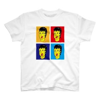 アンディくん T-shirts