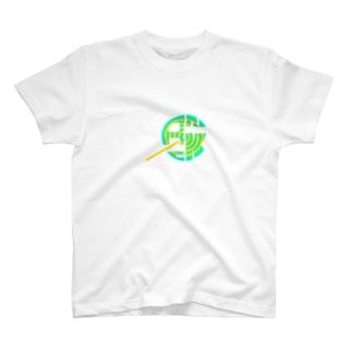 キャンデー・マスカット味 T-shirts