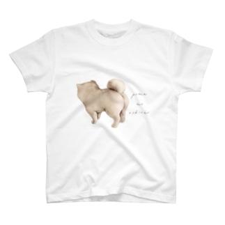 pome no oshiri T-shirts