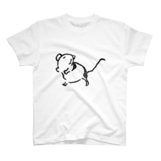 パンダマウスくいっと T-Shirt