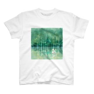 ひみつのもり T-shirts