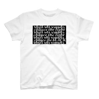 chance the bLACK  T-shirts
