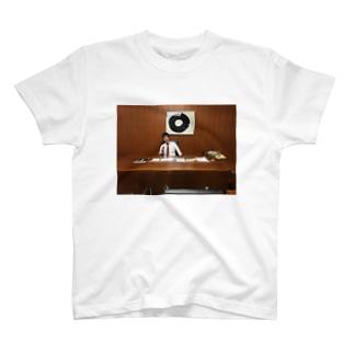 カリスマ社長tシャツ T-shirts