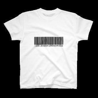 人面卵のアイドルに殺されるヲタク T-shirts