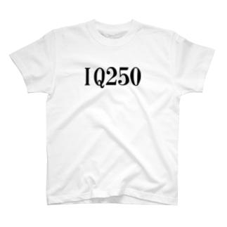 IQ250 T-shirts