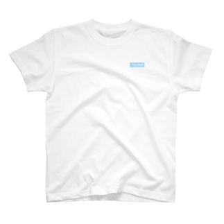ゆうこのためのTシャツ(pale blue) T-shirts