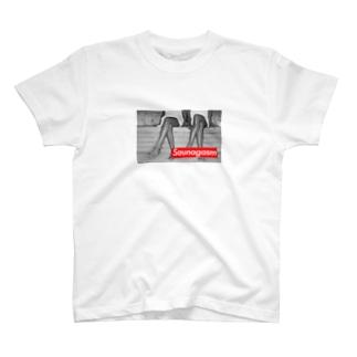 あしがずむ T-shirts