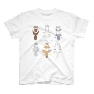 POKERFACE FERRET T-shirts