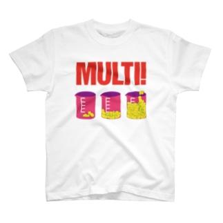 ねずみ講 T-shirts