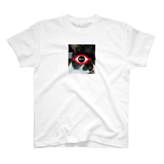 番cat T-shirts