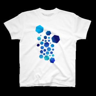 neoacoのCrashed T-shirts