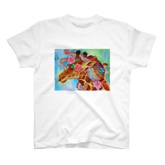 これも一つの形 T-shirts