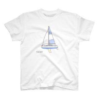 ヨット2 T-Shirt