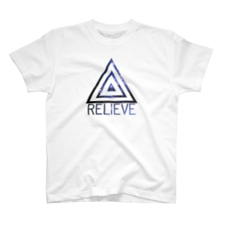 RELIEVE T-shirts