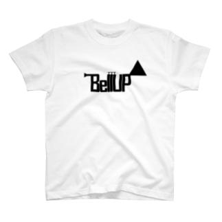 BellUP -black- T-shirts