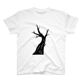 〝cherry-blossom〟T-shirt T-shirts