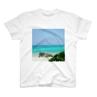 夏の海72 T-Shirt