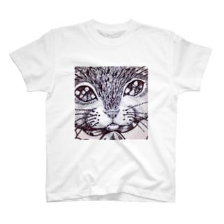 潤猫 T-shirts