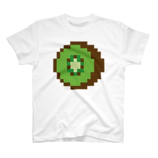 ドットキウイ T-shirts