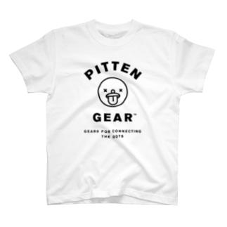 ピッテン公式ストアのX FACES #21626 T-Shirt
